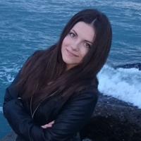 Фотография страницы Юлии Андреенко ВКонтакте