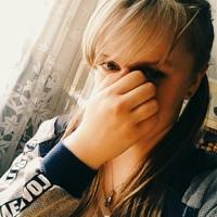 Фотография страницы Маріи Свентій ВКонтакте