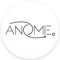 Логотип Anomie.