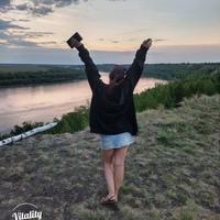 Фотография страницы Ирины Рекиц ВКонтакте