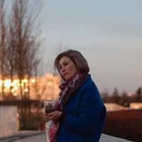 Фотография анкеты Людмилы Абрамовой ВКонтакте