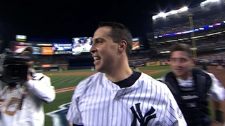 2009 ALDS Gm2: Teixeira's homer wins it in the 11th