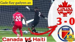 Canada vs Haiti 30 - Extеndеd Hіghlіghts & All Gоals 2021 HD