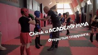 Детские открытые спарринги в ACADEMY MMA | Показали уровень! | Жесткая заруба | Академия ММА