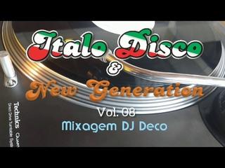 Italo Disco e New Generation Vol. 08 - DJ Deco