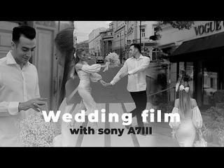 "Elena And David - ""Million Dollars"" looking Wedding Film"