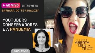 Entrevista com Barbara, do canal Te Atualizei