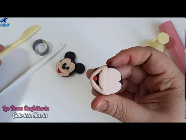Mickey de pasta americana